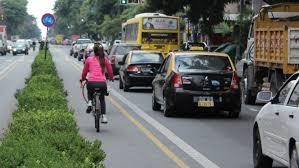 ciclista buses